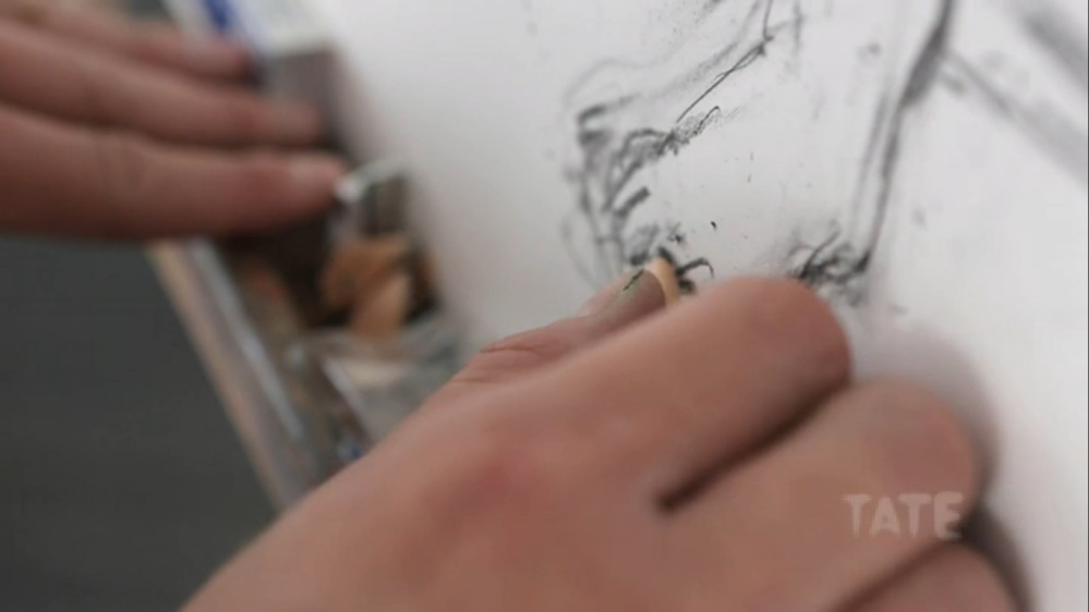 Well-known artist Christopher Le Brun teaches a Life Drawing Masterclass, from artists own unique perspective.